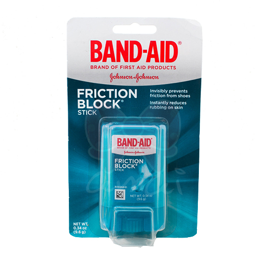 BAND-AID friction block 防磨膏
