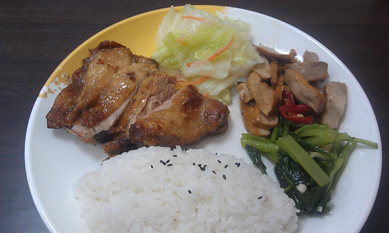 雙連街美食 品香越南牛肉河粉 燒臘店