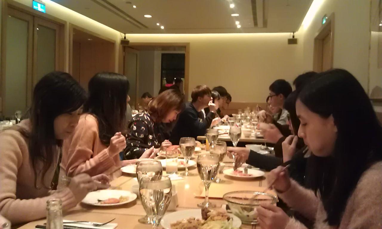 國賓飯店 明園西餐廳