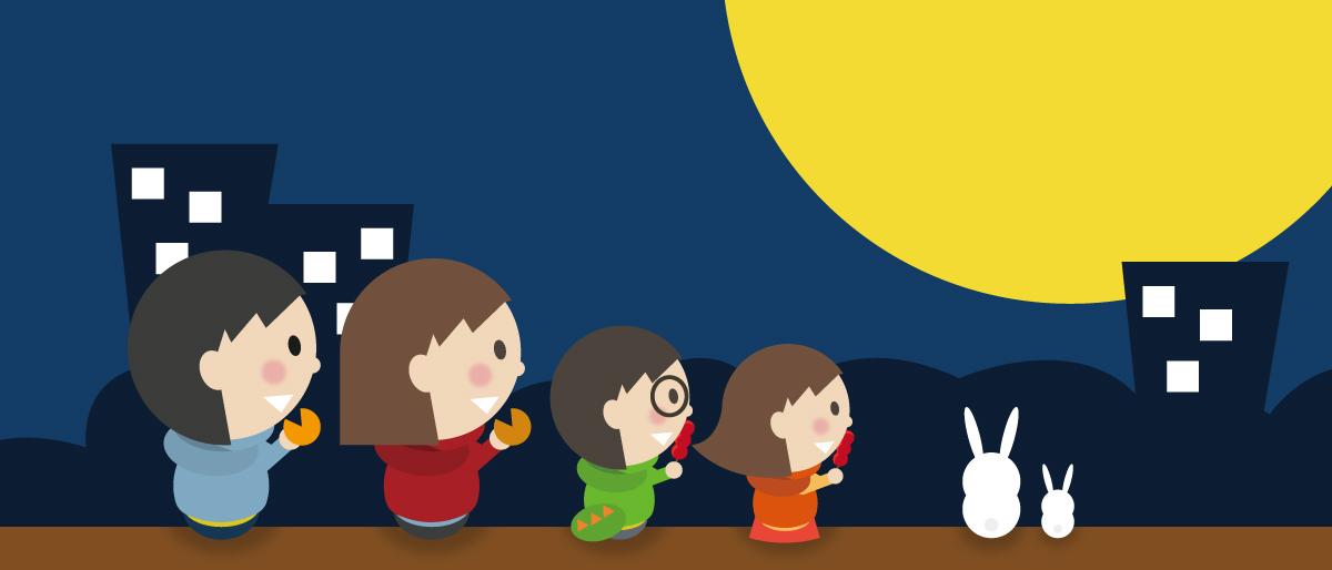 肥mily 家庭 插畫系列