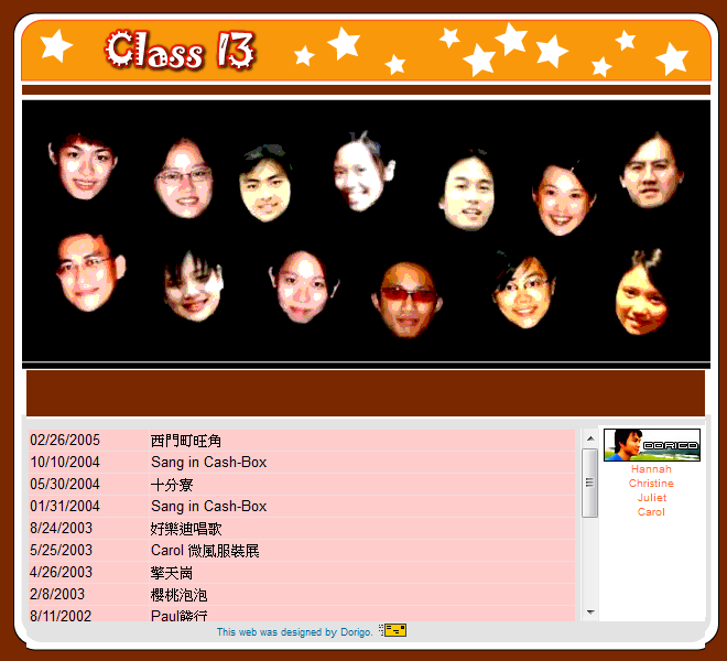I3 class