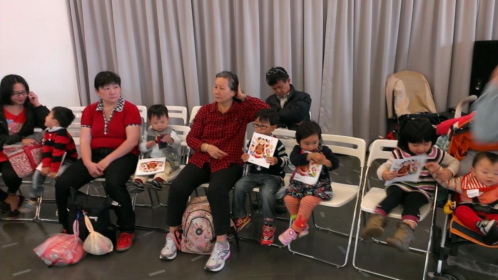 北師美術館兒童故事坊-古錐囝仔來唱歌