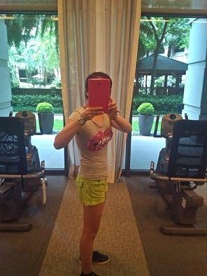 芒果媽減肥照片日記-持續更新