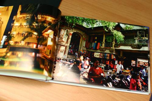峇里島寫真書出版