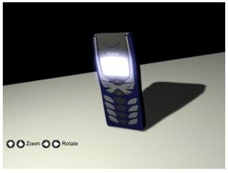 8250 3D與Flash