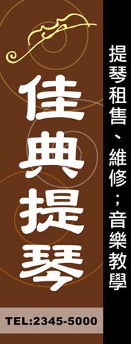 台灣提琴DM系列