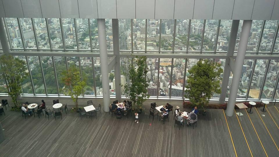 第05天 神戶~明石大橋~舞子展望台~阿倍野HARUKAS展望台~阿倍野近鐵百貨