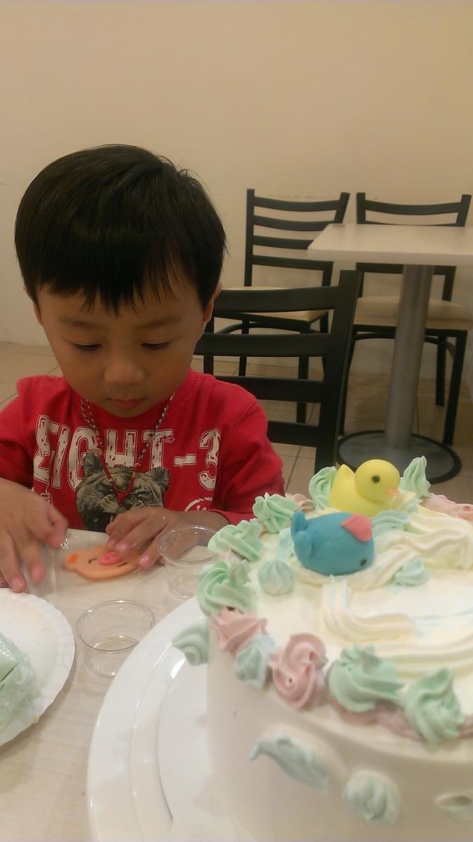 紹軒新任務~美樂蒂生日蛋糕製作 ~OnlyOneCake糕創意