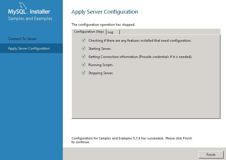 Windows安裝MySQL 5.7一步一步來