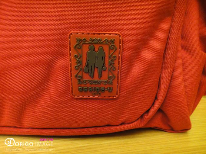 Beside-U媽媽包和Combi背袋