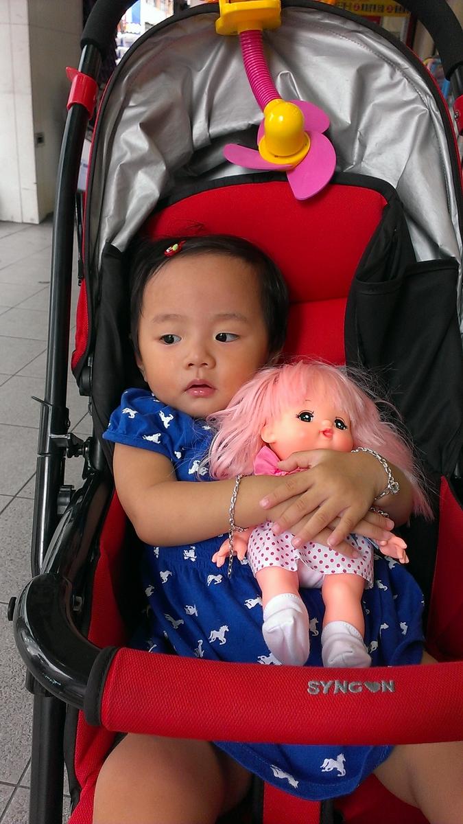 晨瑄的好朋友小美樂娃娃