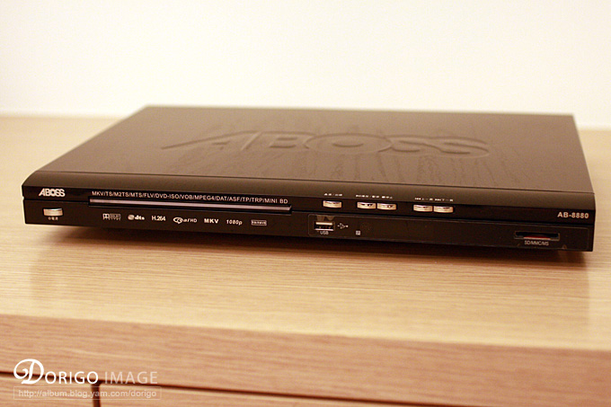 ABOSS  AB-8880 DVD播放器