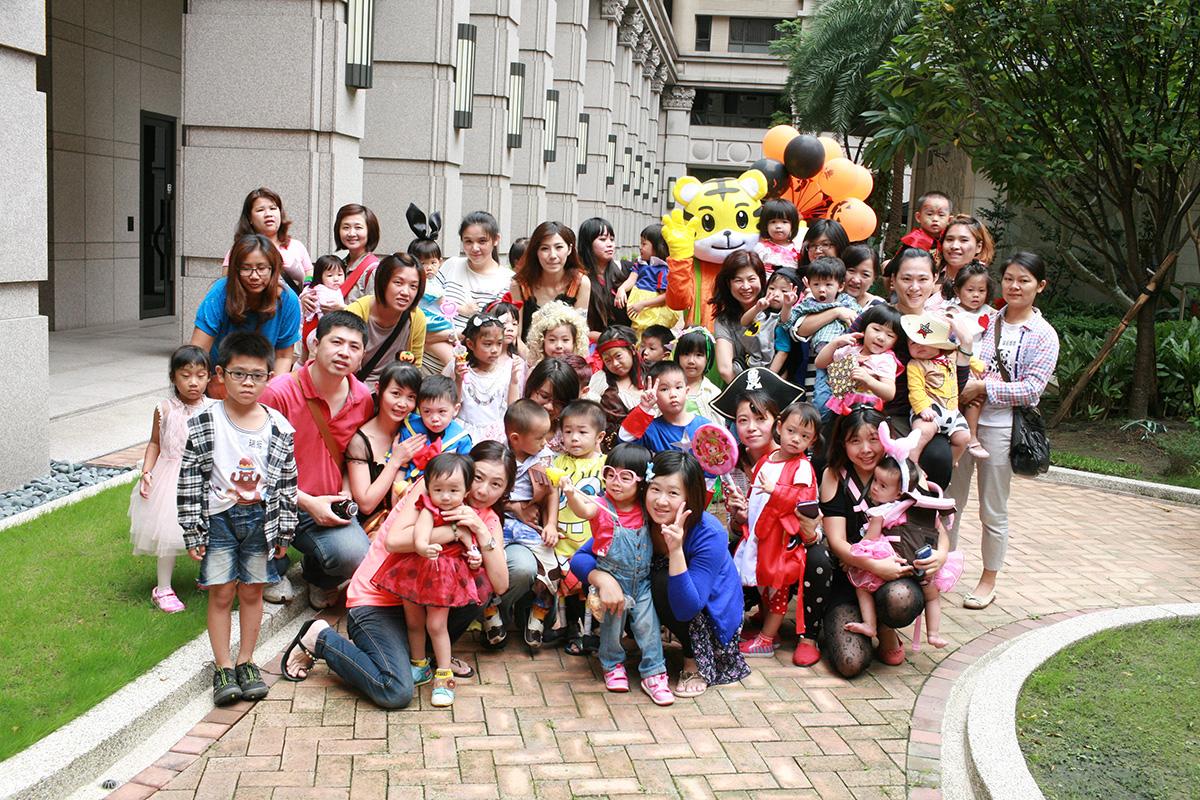 土城PG(play group)萬聖節