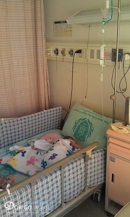 晨瑄雙和醫院住院日記