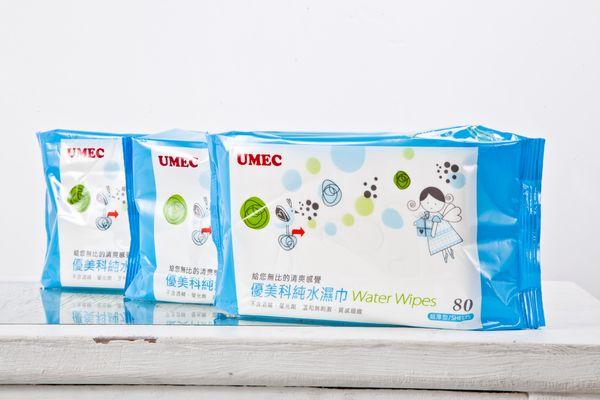 芒果媽指定款-優美科、台農純水濕紙巾