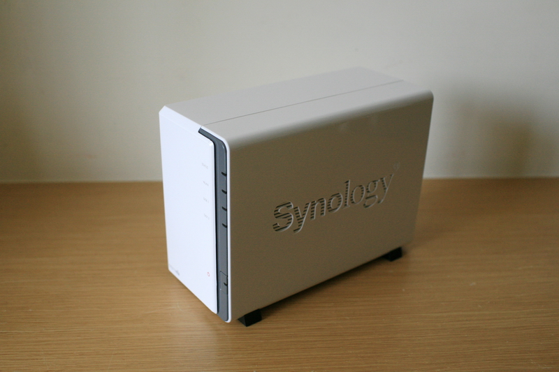NAS Synology DS213air 網路硬碟