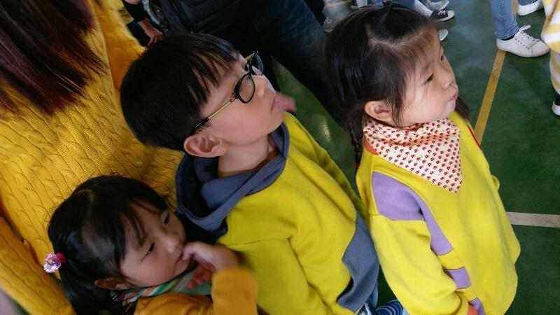 晨瑄 土城維多莉爾幼兒園運動會
