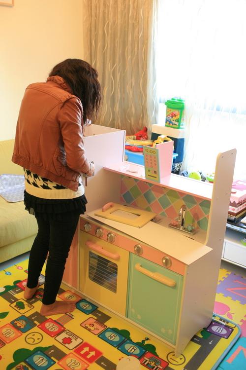 小朋友的夢幻廚房玩具組