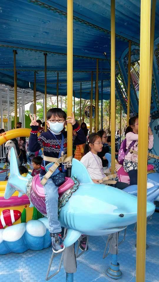 兩人世界之台北市兒童新樂園