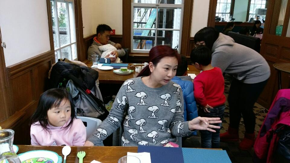 宜蘭藍屋-芒果媽的大學同學親子聚餐