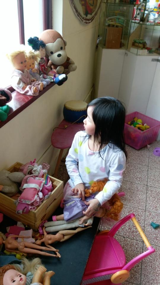台灣玩具博物館 大人小孩都愛玩
