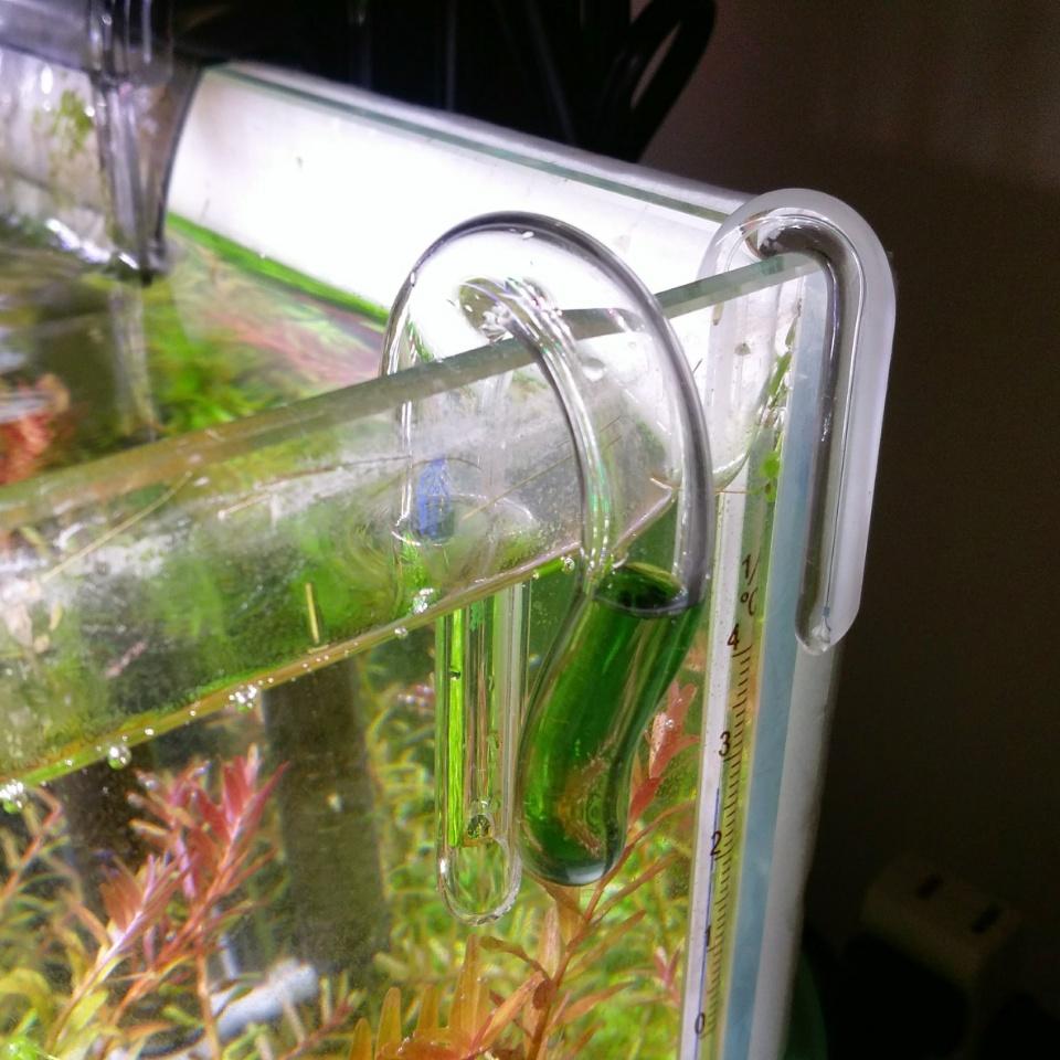 水草缸水質檢測(PH、硬度、二氧化碳濃度)