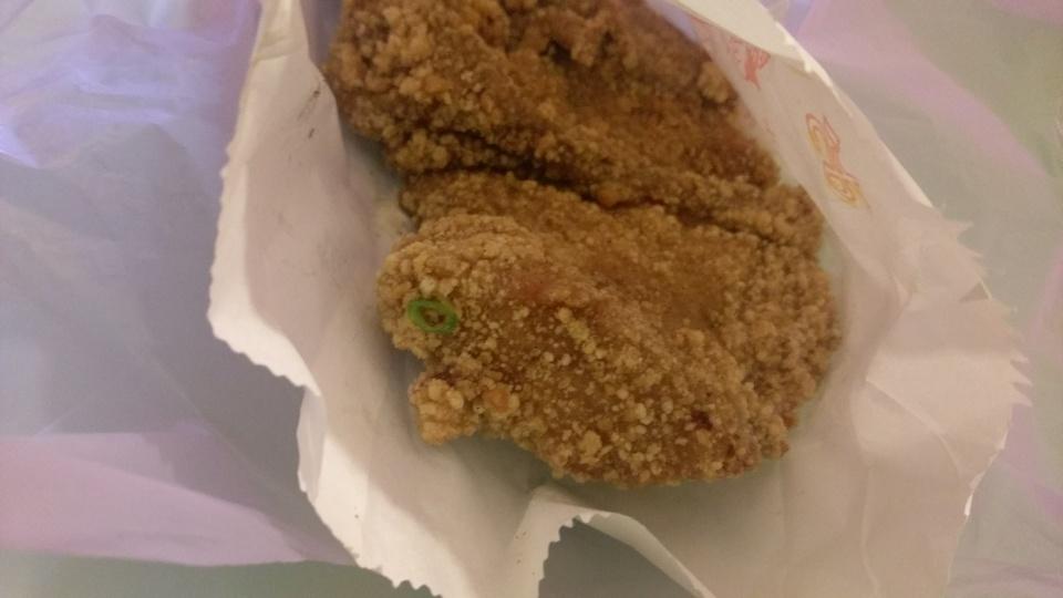 土城延吉夜市雞排首選-大塊雞排