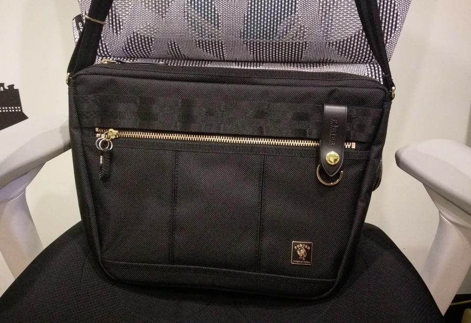 我的第四個Porter包-NEW HEAT