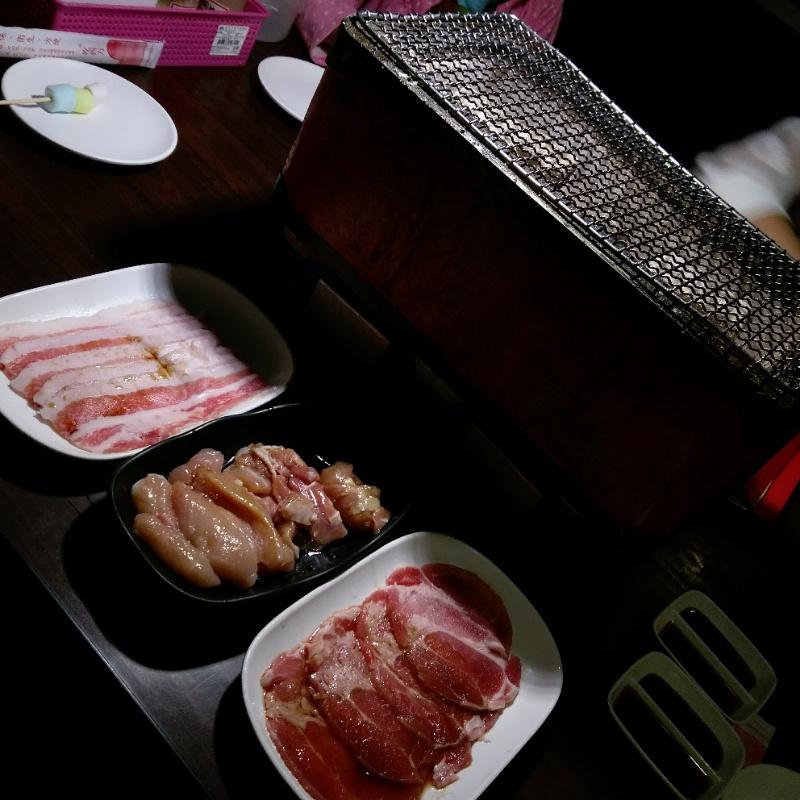全家瘋烤肉第二波 客滿燒烤烤肉中和店