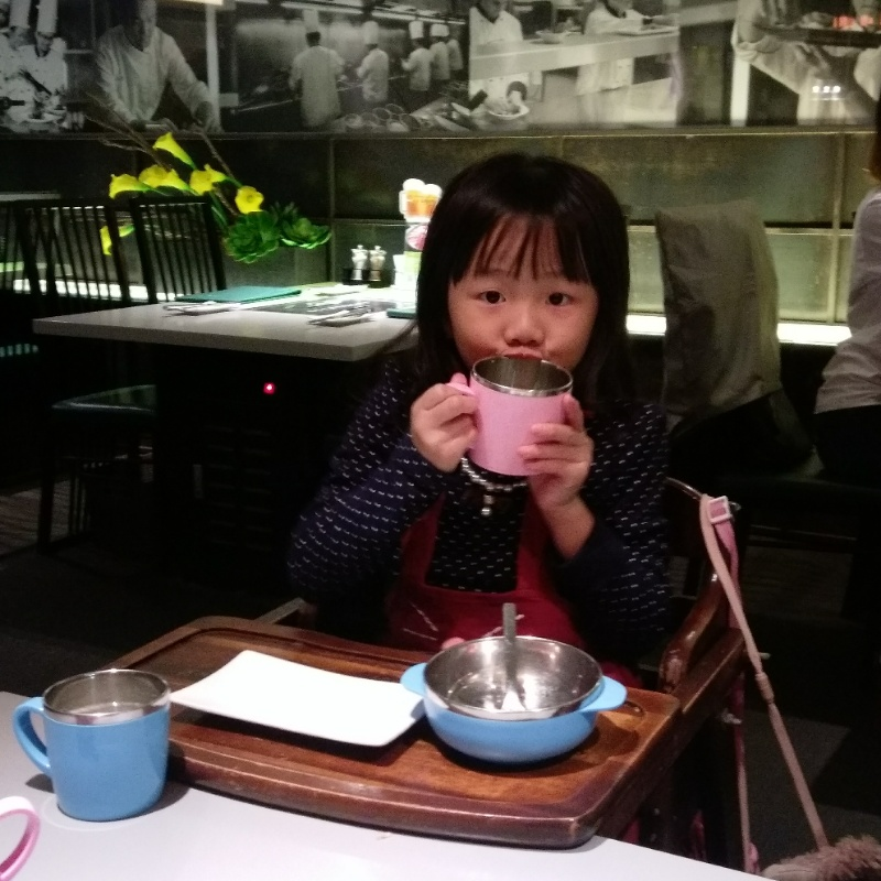 板橋原燒慶祝晨瑄生日