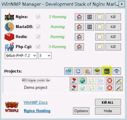 WTserver (WinNMP) SSL憑證安裝實作