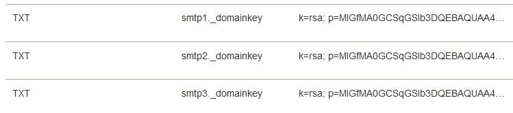 Windows設置郵件DKIM協定