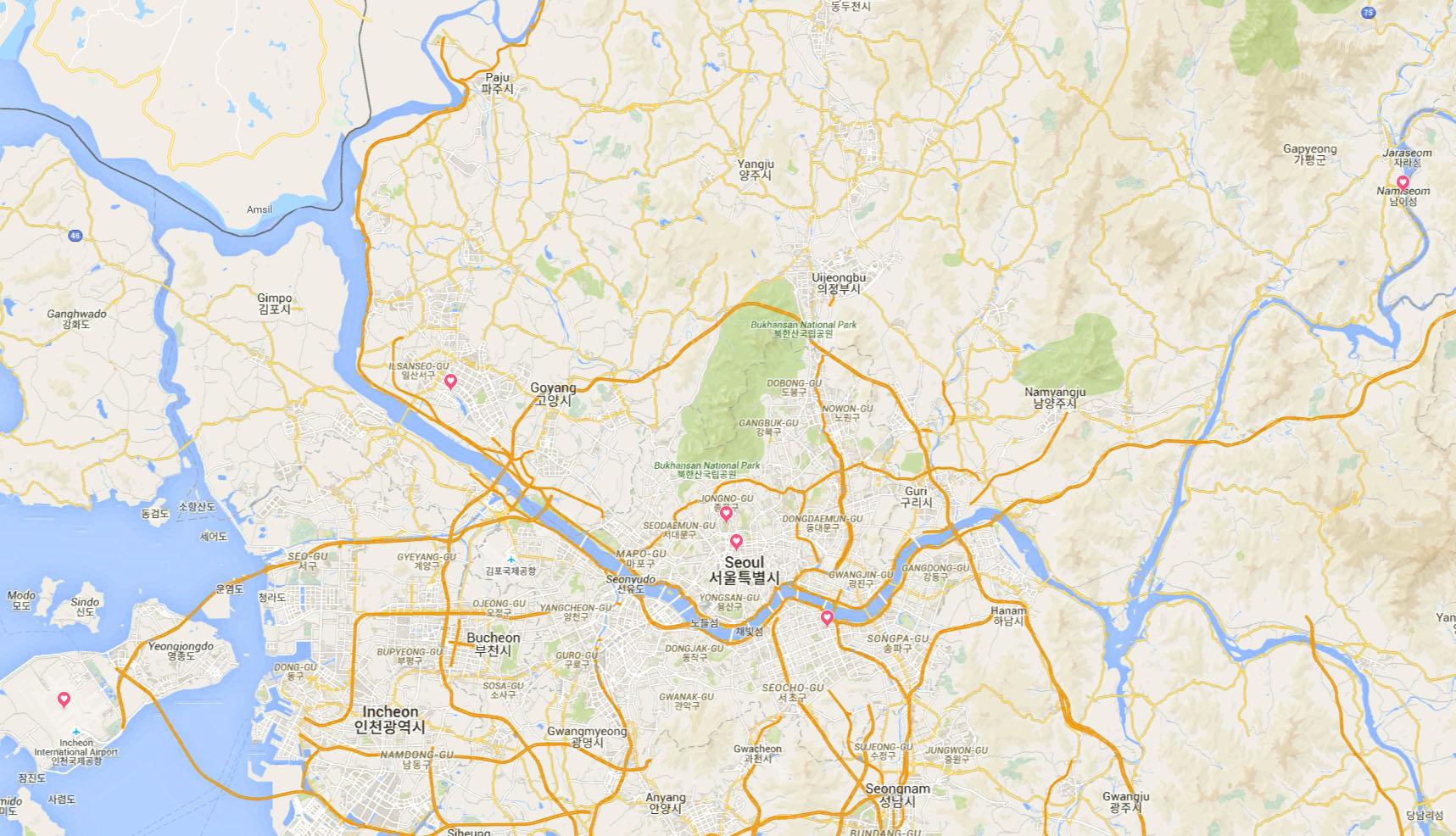 可樂旅遊 3月韓國南怡島、樂天主題加戲雪 親子旅遊