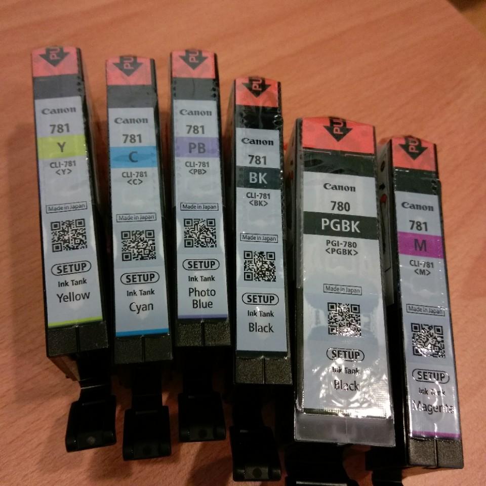 四年換一機 Canon PIXMA TS8170 相片印表機