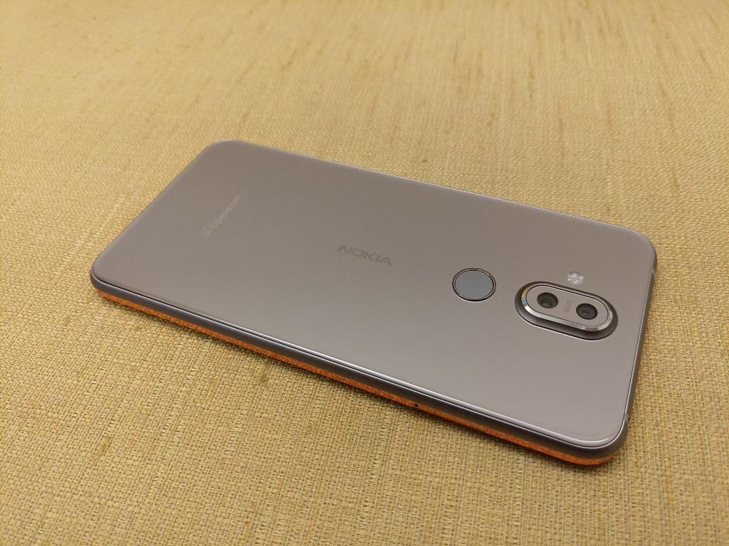 Nokia 8.1手機開箱