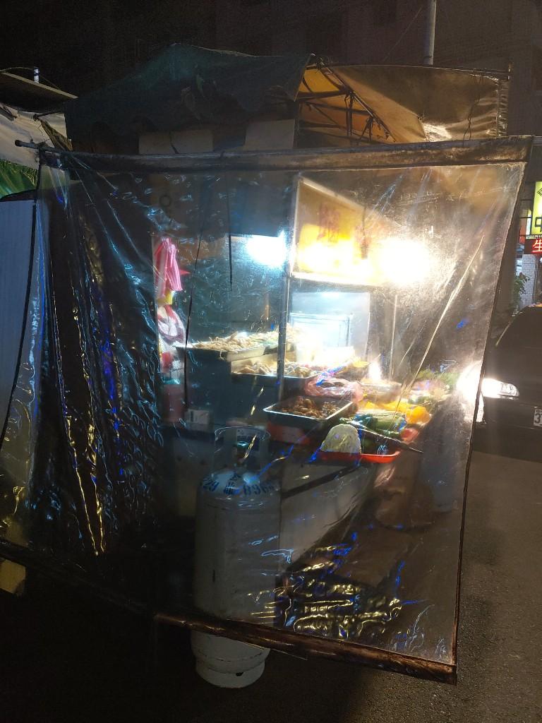土城青仁路全家便利商店斜對面鹹酥雞