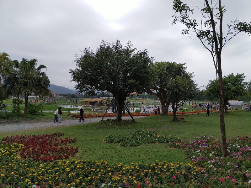 免費!宜蘭綠色博覽會冬山車站園區