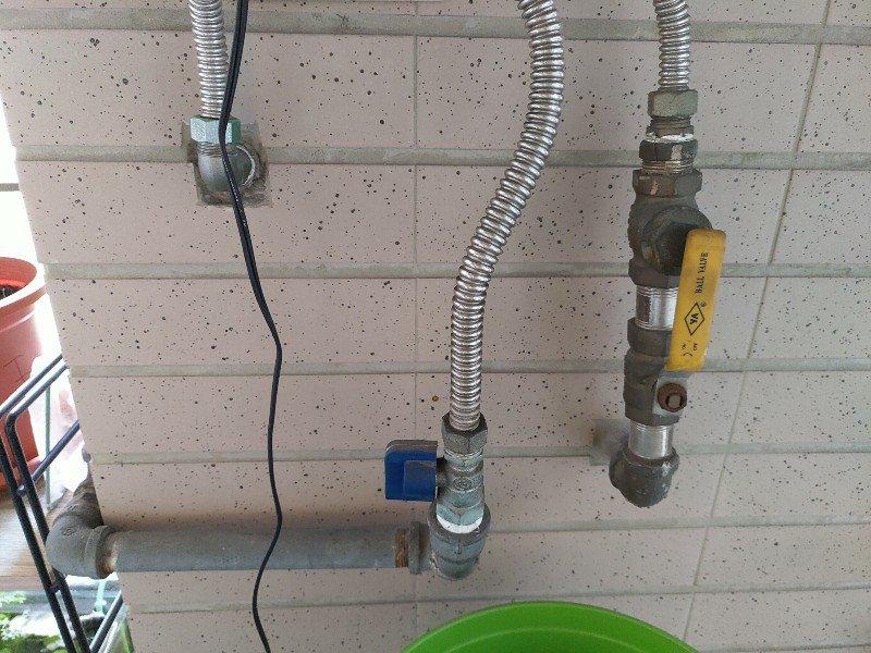 瓦斯管線龍頭橡膠軟管十年換一次