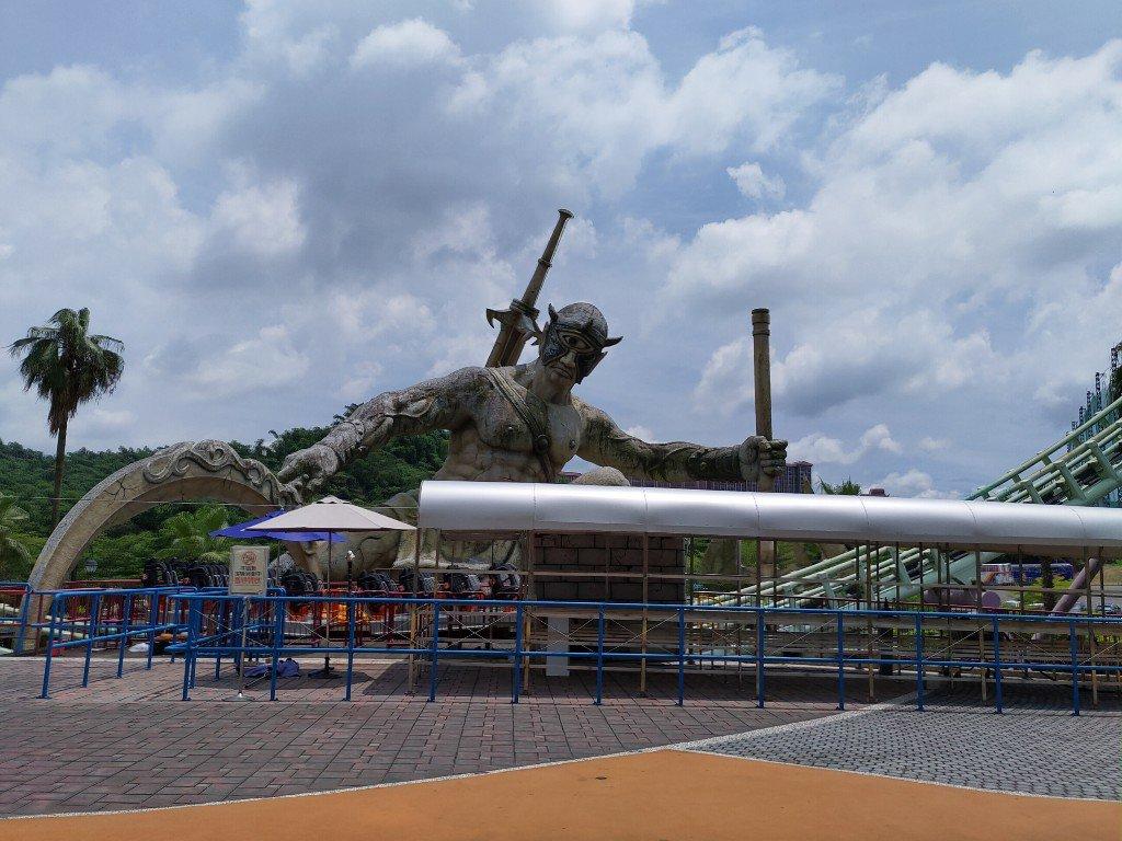 靠南遊樂園!高雄義大世界