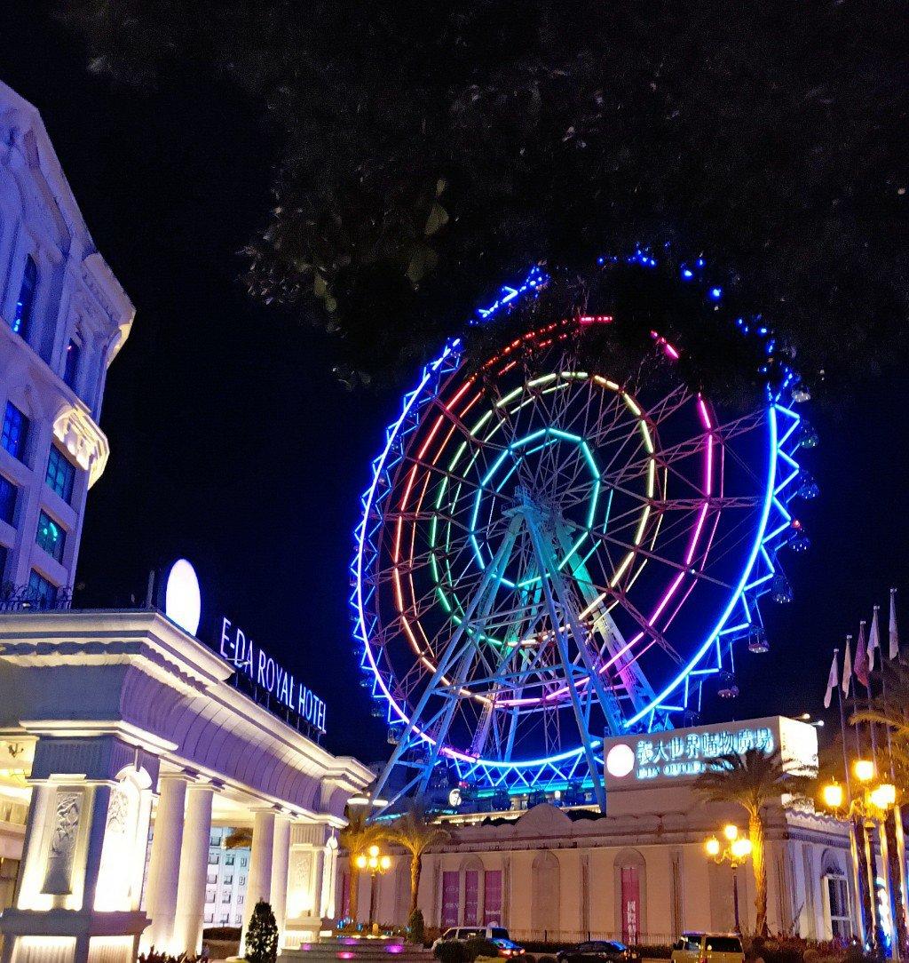 簡直是小夜市-義大購物廣場