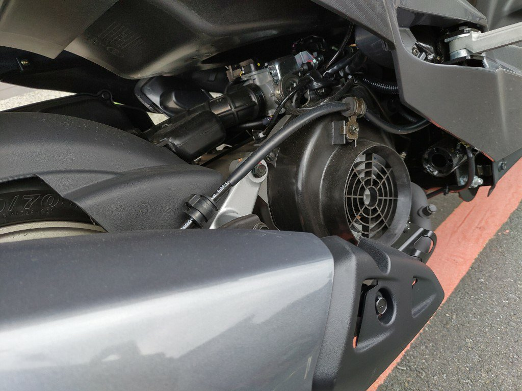 貴貴開箱 SYM FNX ABS 125 三陽機車