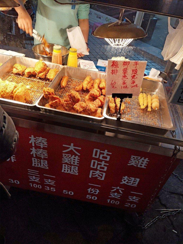 婆婆媽媽都愛買的土城延吉街董家炸雞
