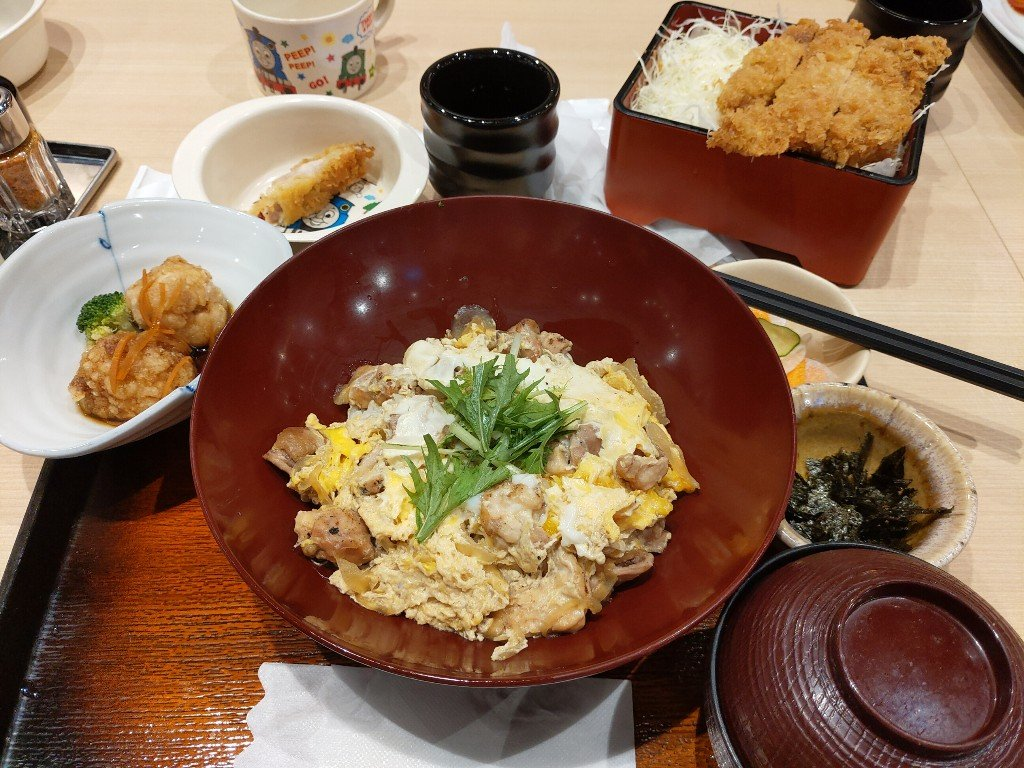 大戶屋日式料理店