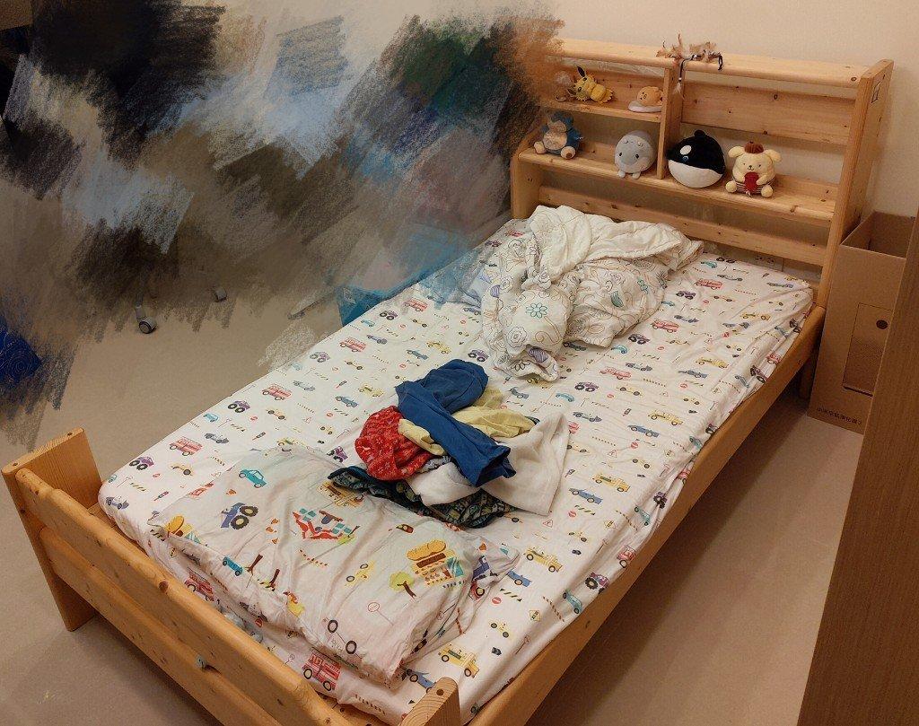 小朋友終於分房睡了 oh~ya 大翼工學兒童傢俱