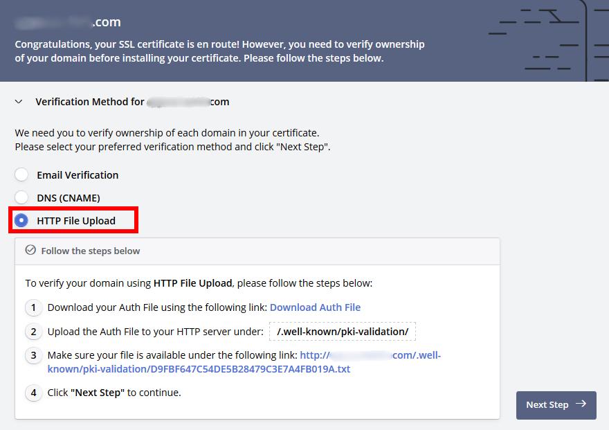 Xampp 安裝免費的 ZeroSSL 憑證