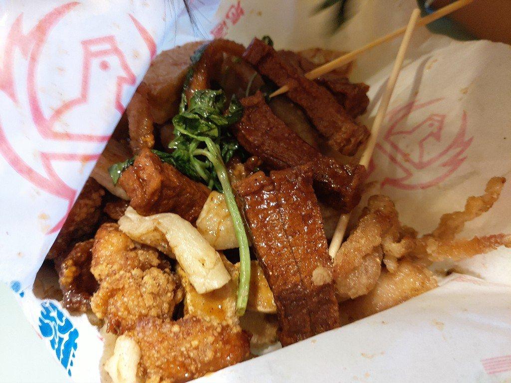 土城邪惡美食!台灣第一家鹹酥雞