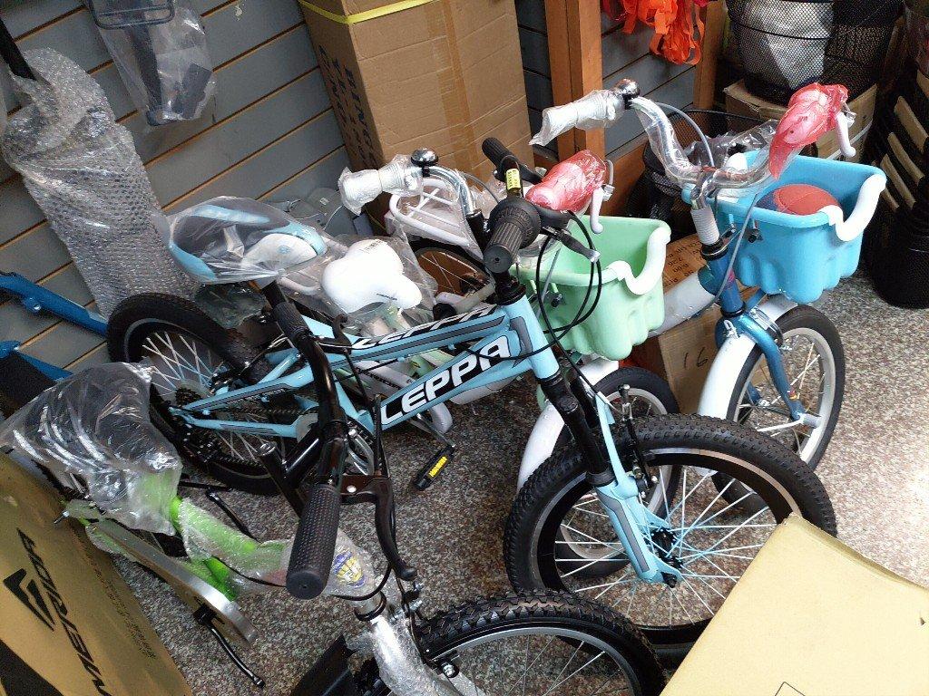 土城親子友善服務好的宜進腳踏車店