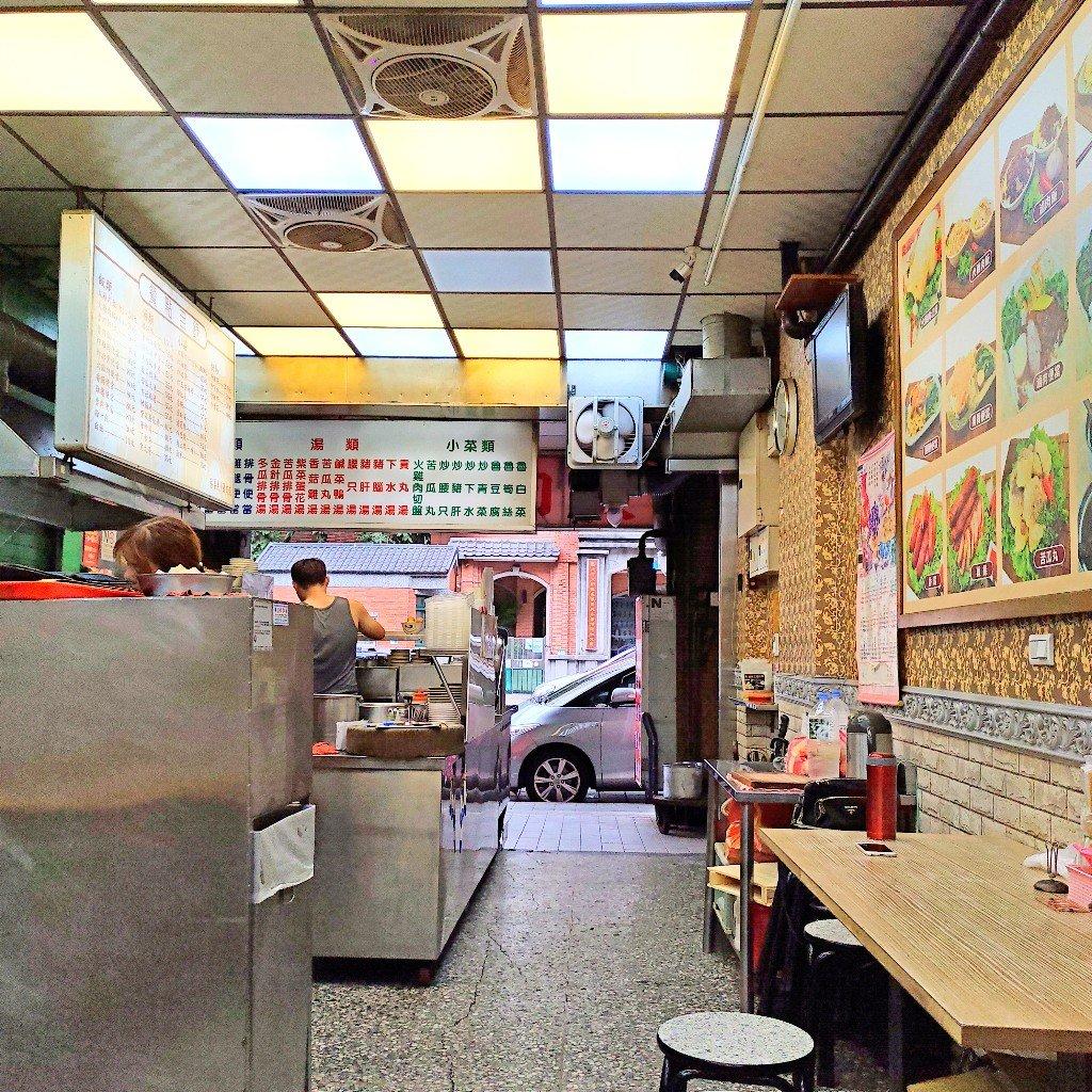 很想把菜單畫滿滿!寧夏夜市嘉義火雞肉飯