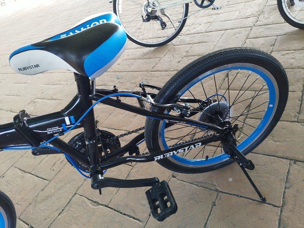 大軒的 折疊腳踏車 RubyStar 20吋
