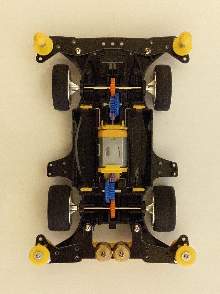 重啟田宮四驅車軌道車的急速回憶 大軒的皇帝號組裝升級紀錄